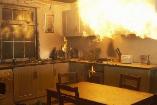 incendios en casa