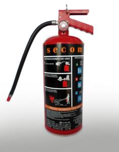 extintor hidrico