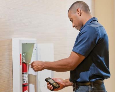inspección de extintores